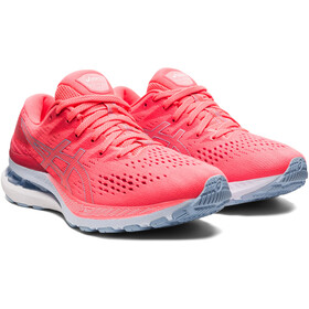 asics Gel-Kayano 28 Shoes Women, rood